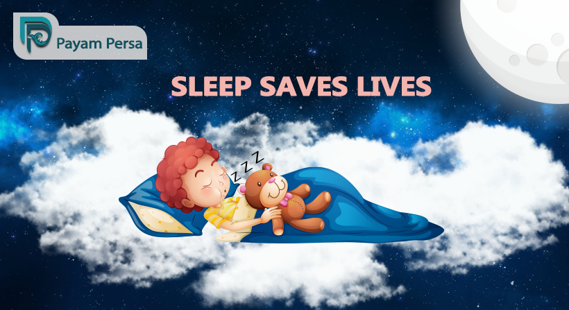 SLEEP SAVES LIVES