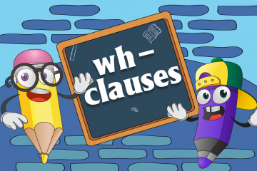 wh- clauses